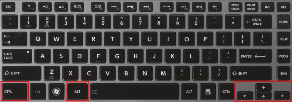 Bilgisayar ekranı ters döndü ne yapmalıyım?