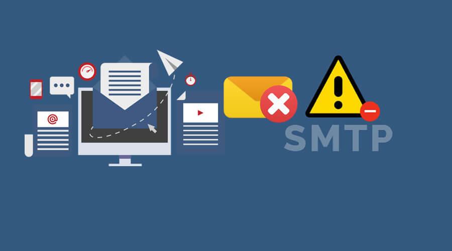 SMTP Hatası (535): Kimlik doğrulama başarısız oldu