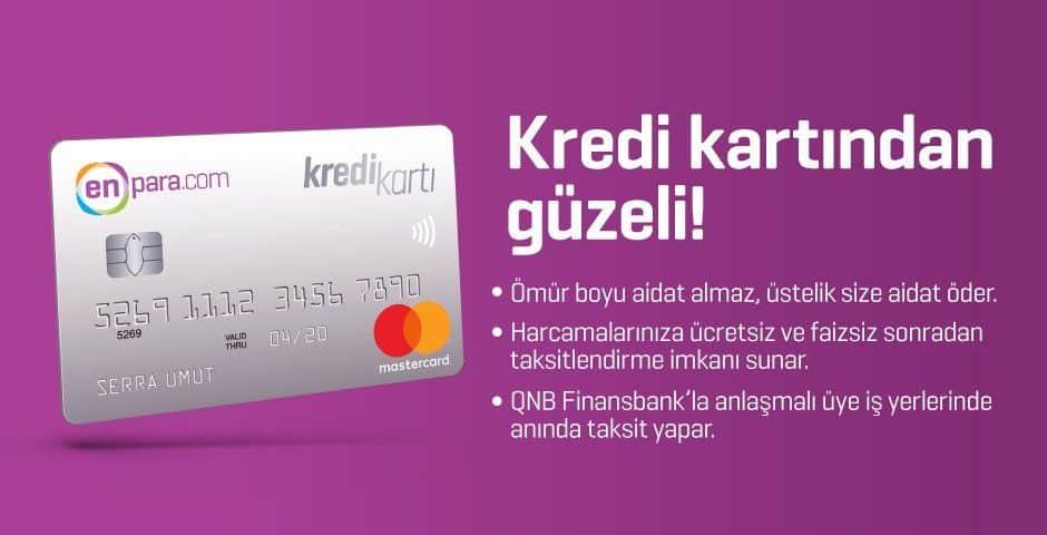 Enpara Kredi Kartı Aidatı Alıyor mu?