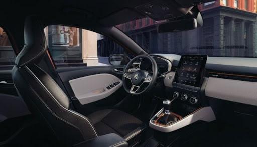 Renault Clio İç Yaşam Alanı