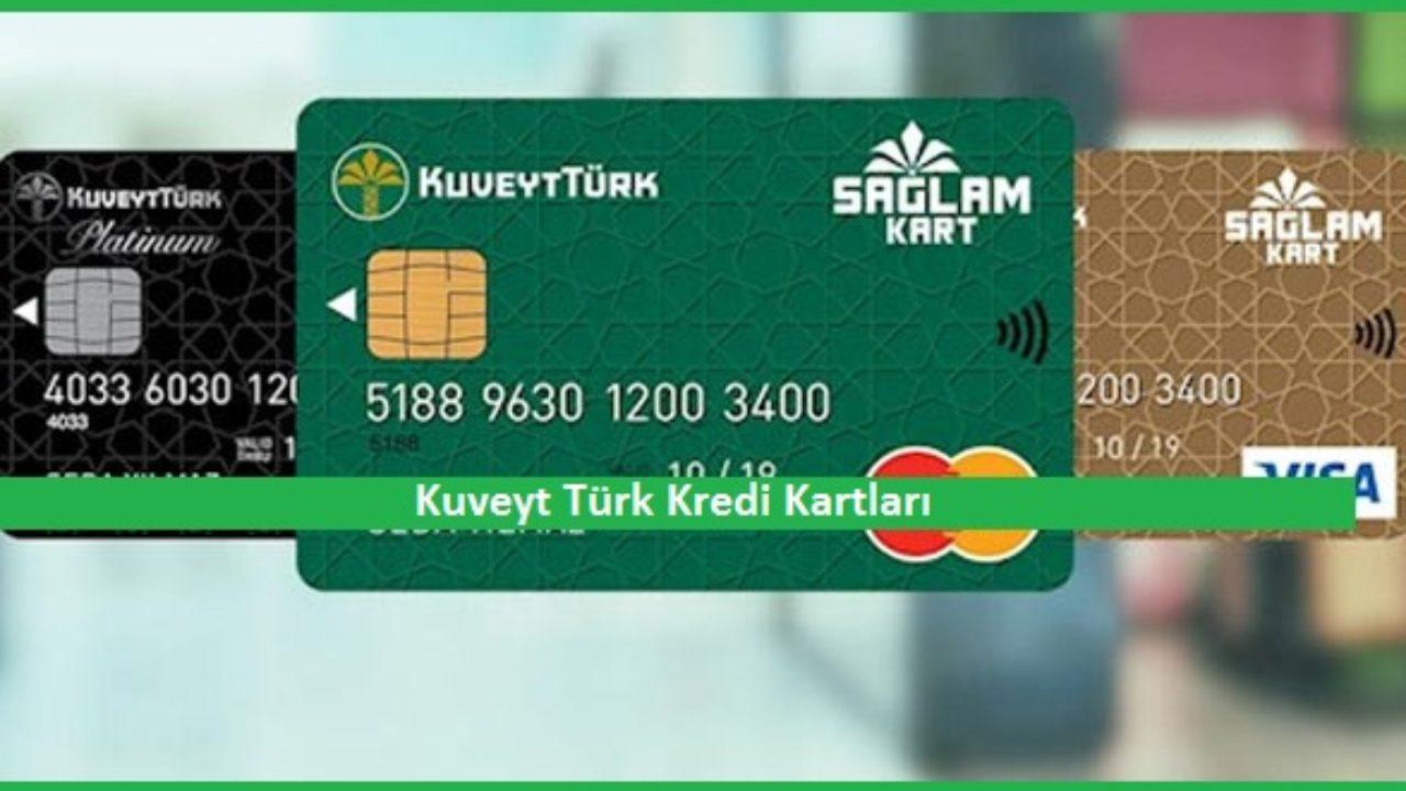 Kuveyt Türk Kredi Kartı Başvuru ve Sorgulama