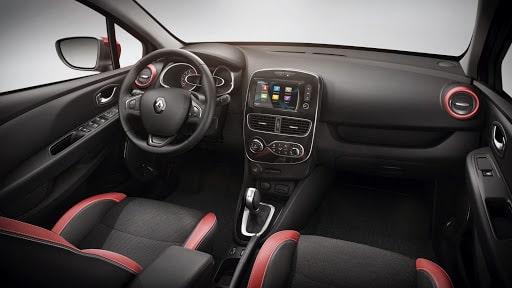 Renault Clio İç Mekan