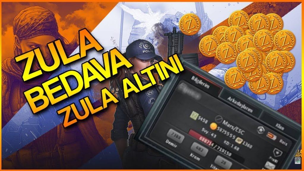 Bedava Zula E-Pin Kodları – Altın Kodları 2021